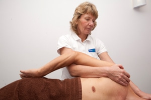 Trudy Kuhn Sports Massage specialist in Carshalton and Sutton