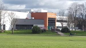 Photograph of Westcroft Leisure Centre venue for sports massage